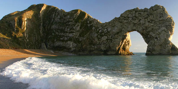 Durdle Door en Bournemouth
