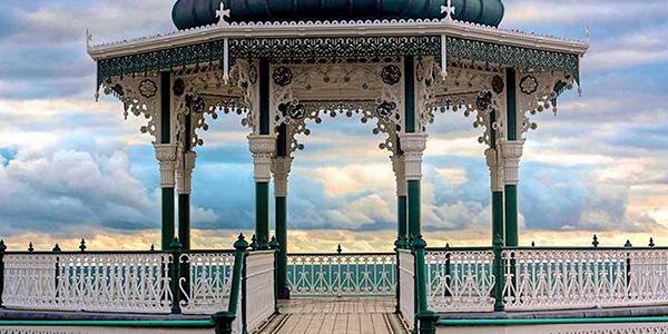 Kiosko de Brighton
