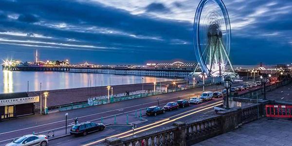 Brighton de noche