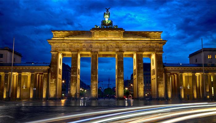 Puerta de Brandemburgo de Berlín