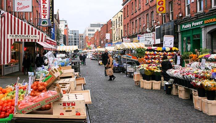 Mercado de Dublín