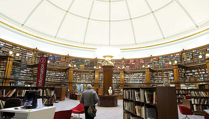 Biblioteca de la Universidad de Liverpool