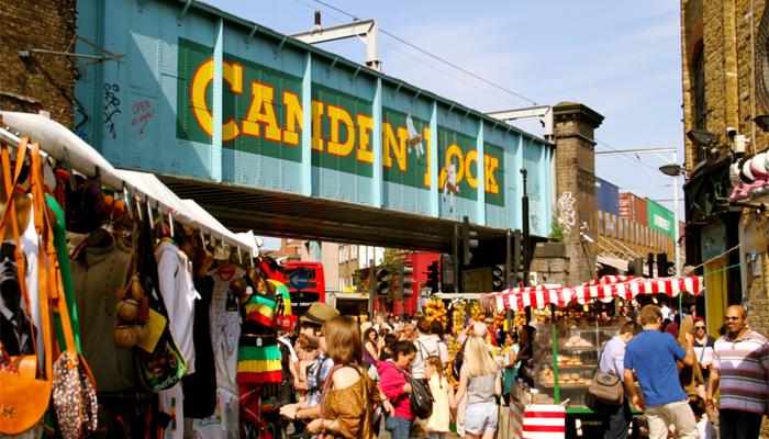 Camden en Londres