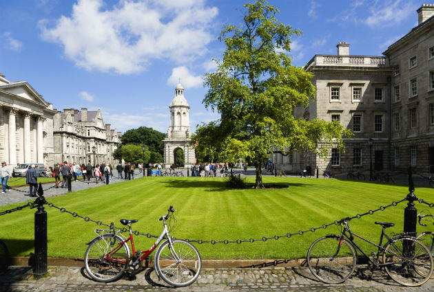 Trinity College, Dublín