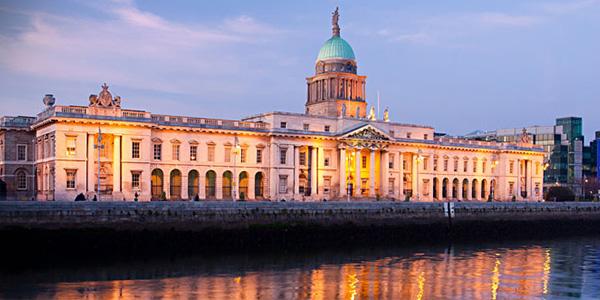Custom House de Dublín