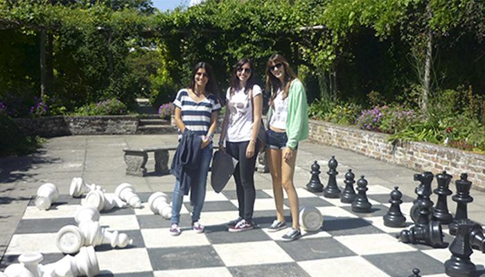 Burton Agnes Garden en Hull