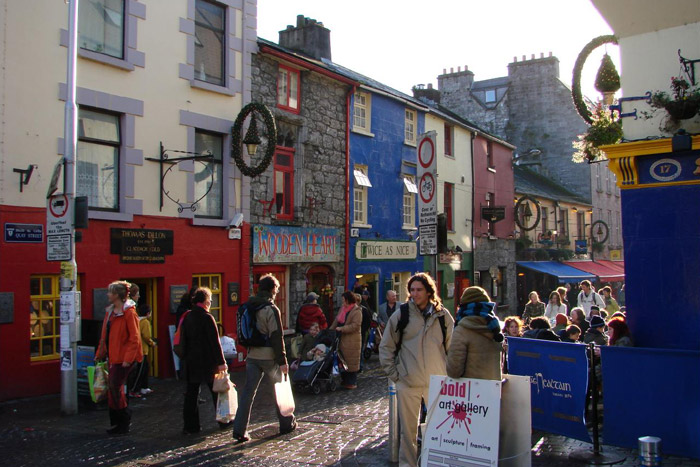 Centro de Galway