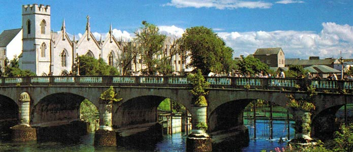 Puente en Galway