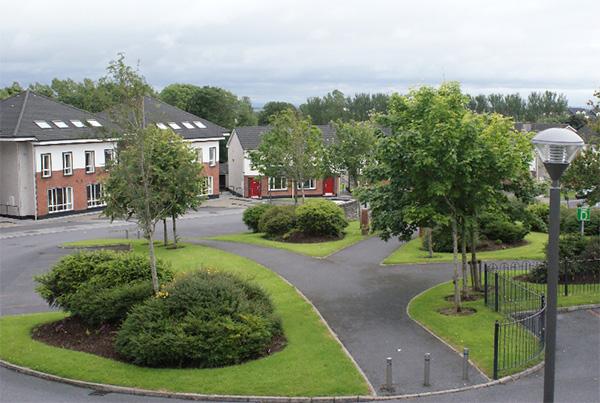 El village de nuestra residencia