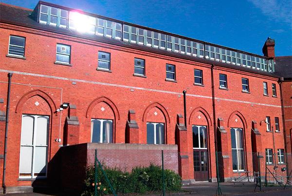Instituto programa high school Irlanda