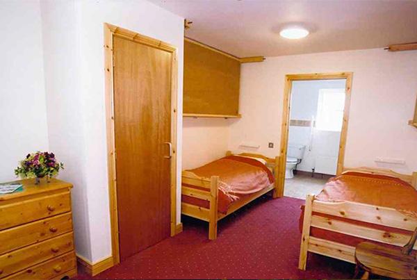 Habitación doble de nuestro alojamiento