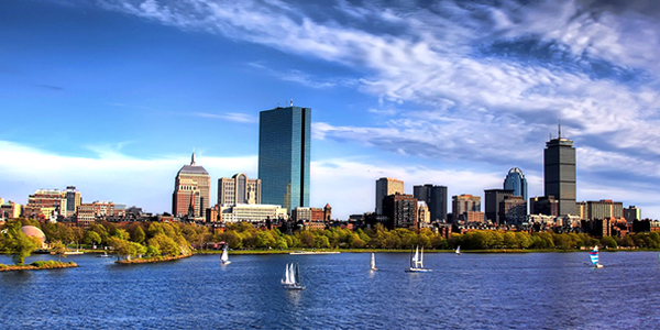 Panoramica de Boston
