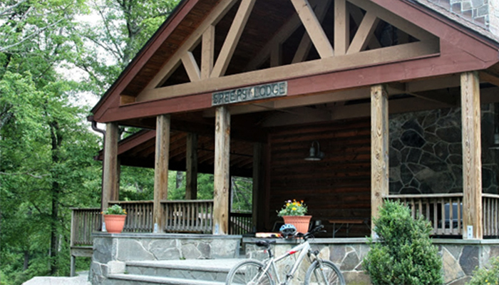 USA Camp cabaña