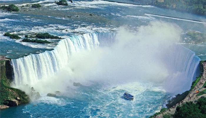 Niagara Falls en Ontario