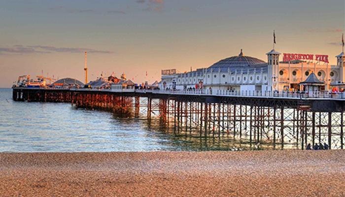 Embarcadero de Brighton