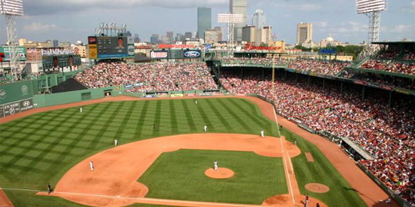 Estadio de los Red Sox