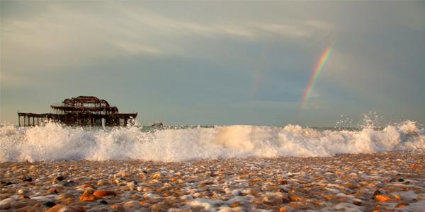 Playas del sur de Inglaterra