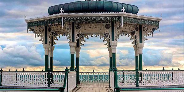 Kiosko en Brighton