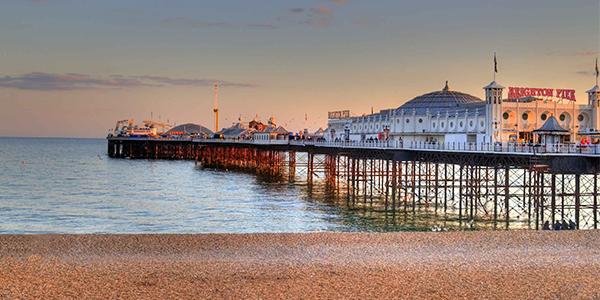 Embarcadero (Pier) de Brighton