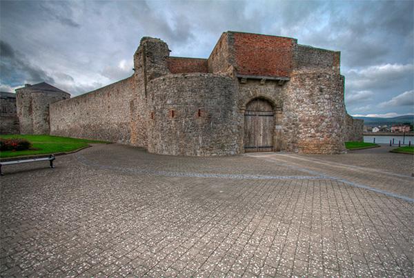 Castillo Dungarvan