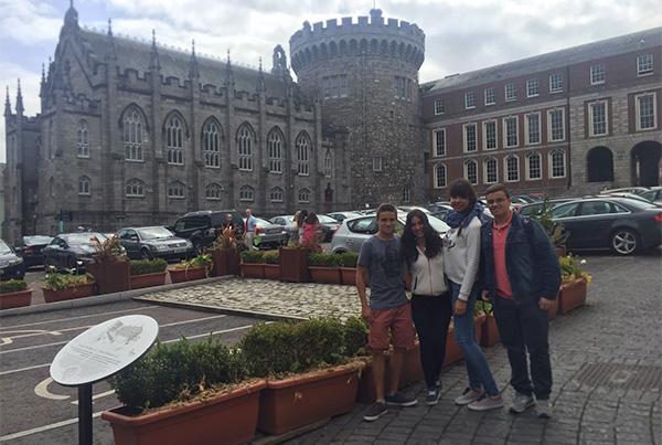De excursión por Dublín