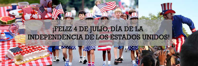 4 julio independencia estados unidos