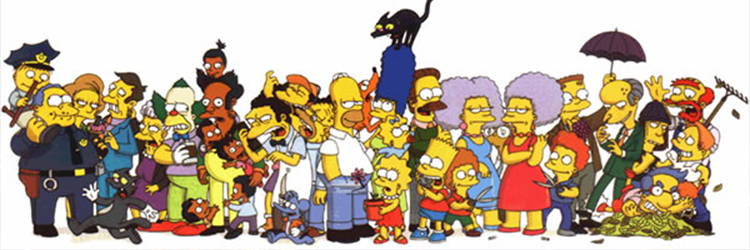 version original simpsons