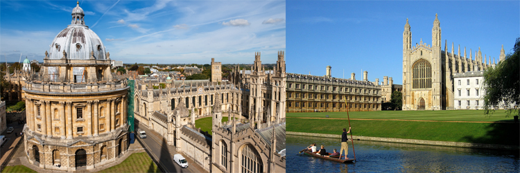 oxford y cambridge