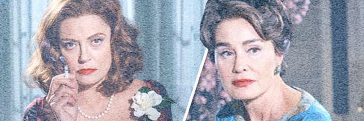 Série anglaise HBO Feud Bette et Joan